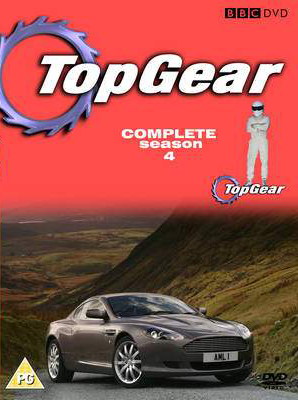 Топ Гир / Top Gear UK (Сезон 4) (2004)