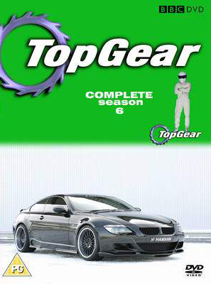 Топ Гир / Top Gear UK (Сезон 6) (2005)