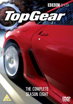 Топ Гир / Top Gear UK (Сезон 8) (2006)