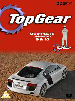Топ Гир / Top Gear UK (Сезон 9) (2007)