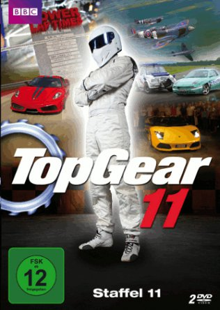 Топ Гир / Top Gear UK (Сезон 11) (2008)
