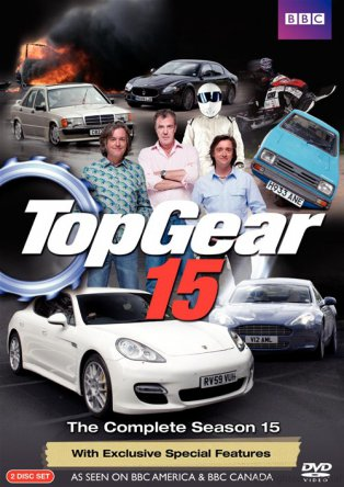 Топ Гир / Top Gear UK (Сезон 15) (2010)