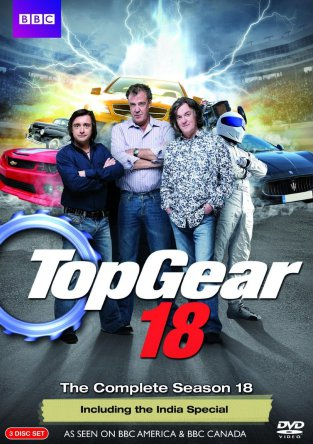 Топ Гир / Top Gear UK (Сезон 18) (2012)