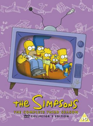 Симпсоны / The Simpsons (Сезон 3) (1991-1992)