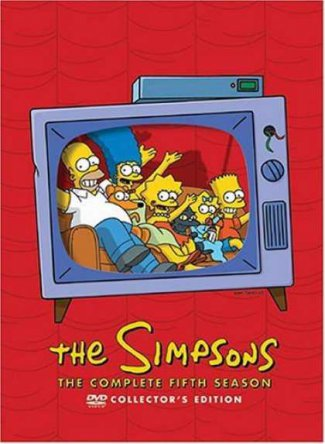 Симпсоны / The Simpsons (Сезон 5) (1993-1994)