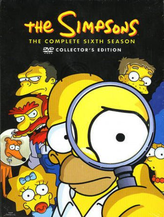 Симпсоны / The Simpsons (Сезон 6) (1994-1995)