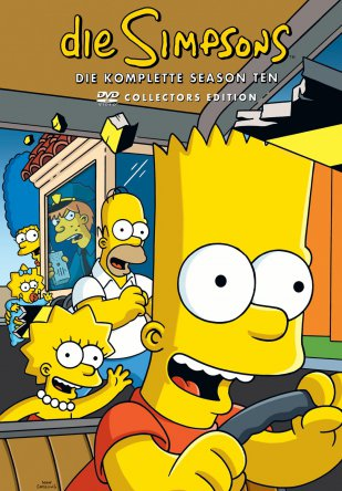 Симпсоны / The Simpsons (Сезон 10) (1998-1999)
