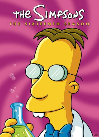 Симпсоны / The Simpsons (Сезон 16) (2004-2005)