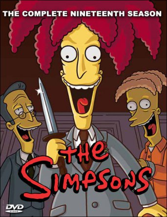 Симпсоны / The Simpsons (Сезон 19) (2007-2008)