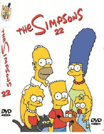 Симпсоны / The Simpsons (Сезон 22) (2010-2011)