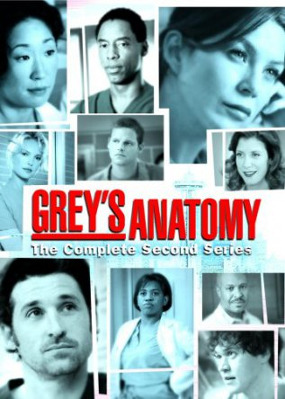 Анатомия Грей / Анатомия страсти / Greys Anatomy (Сезон 2) (2005)