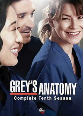 Анатомия Грей / Анатомия страсти / Greys Anatomy (Сезон 10) (2013)