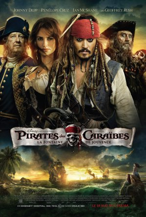 Пираты Карибского моря: На странных берегах / Pirates of the Caribbean: On Stranger Tides (2011)