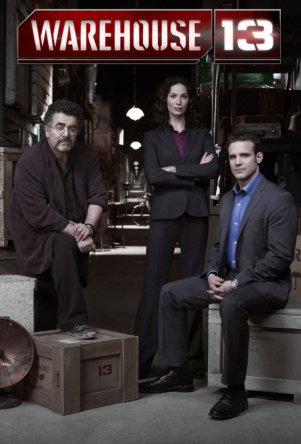 Хранилище 13 / Warehouse 13 (Сезон 1-5) (2009-2014)