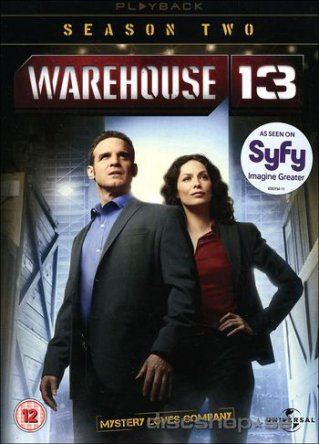 Хранилище 13 / Warehouse 13 (Сезон 2) (2010)