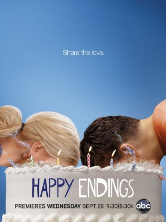 Хэппи Энды / Happy Endings (Сезон 1-3) (2011-2013)