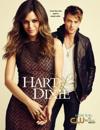 Сердце Дикси / Hart of Dixie (Сезон 1-3) (2011-2013)