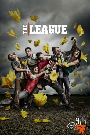 Лига / The League (Сезон 1-6) (2009-2015)