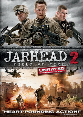 Морпехи 2: Поле Огня / Jarhead 2: Field of Fire (2014)