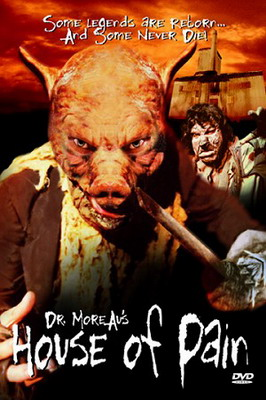 Дом боли доктора Моро / Dr. Moreau's House of Pain (2004)