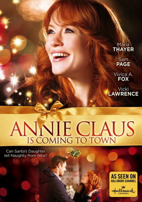 Годичный отпуск Энни Клаус / Annie Claus is Coming to Town (2011)