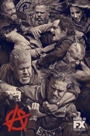 Сыны анархии /  Sons of Anarchy (Сезон 1-7) (2008-2014)