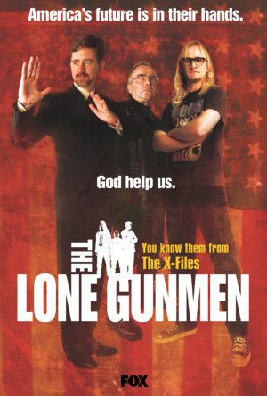 Одинокие стрелки / The Lone Gunmen (Сезон 1) (2001)