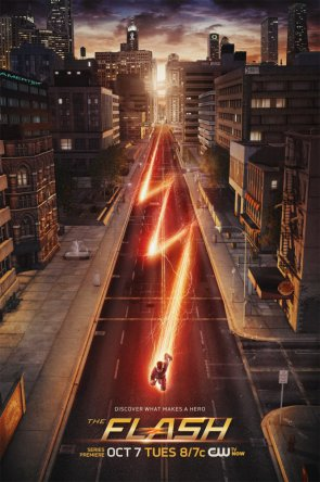 Флеш / The Flash (Сезон 1) (2014)