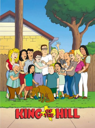 Царь горы / King of the hill (Сезон 1-13) (1997-2010)