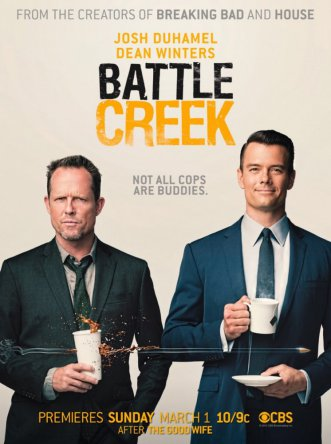 Батл Крик / Battle Creek (Сезон 1) (2015)