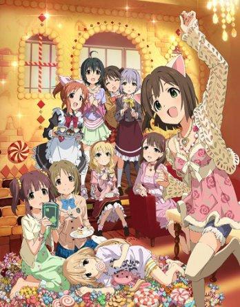 Идолмастер: Девушки-Золушки / Idolmaster: Cinderella Girls (Сезон 1) (2015)