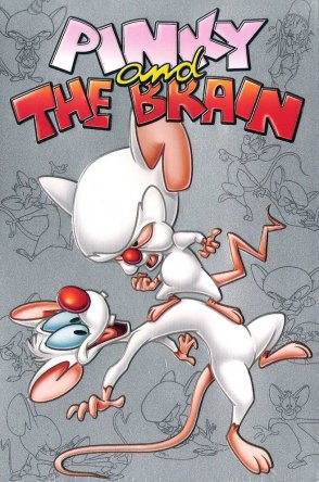 Пинки и Брейн / Pinky and the Brain (Сезон 1-4) (1995–1998)