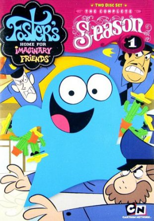 Дом друзей Фостера Foster's / Foster's Home for Imaginary Friends (Сезон 1-6) (2004–2009)