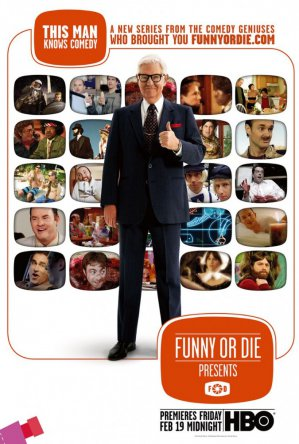 Телеканал «Гори в Аду» / Funny or Die Presents... (Сезон 1-3) (2010-2014)