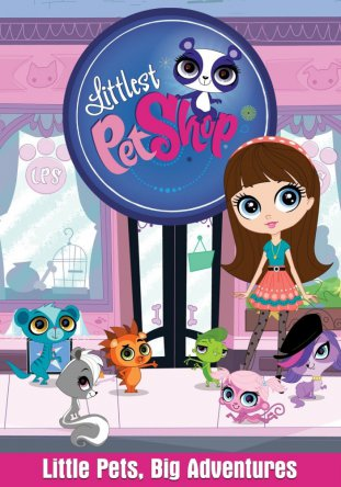 Маленький зоомагазин / Littlest Pet Shop (Сезон 1-3) (2012-2015)