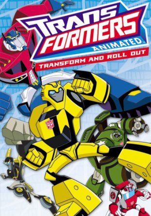 Трансформеры / Трансформеры: Анимейтэд / Transformers: Animated (Сезон 1 2 3) (2007-2009)
