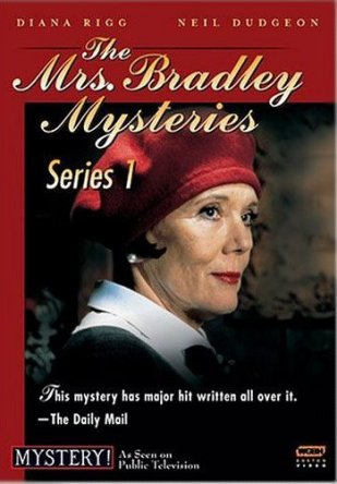 Миссис Брэдли / The Mrs. Bradley Mysteries (Сезон 1) (1998-2000)
