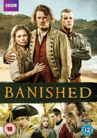 Изгнанники / Banished (Сезон 1) (2015)