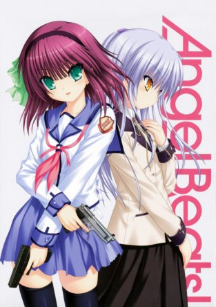 Ангельские ритмы / Angel Beats (Сезон 1) (2010)