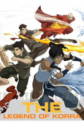 Аватар: Легенда о Корре ТВ-2 / The Legend of Korra TV-2 (2013)
