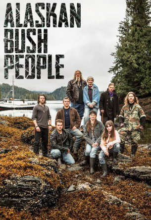 Аляска: Семья из леса / Alaskan Bush People (Сезон 1-2) (2014-2015)