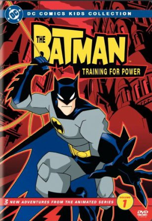 Бэтмен / The Batman (Сезон 1-5) (2004–2008)