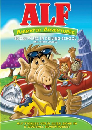 Альф: Мультсериал / ALF: The Animated Series / A.L.F. (Сезон 1-2) (1987–1989)