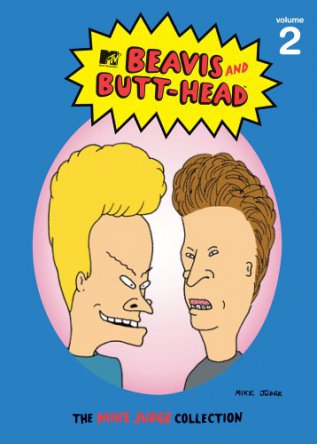 Бивис и Батт-Хед / Beavis and Butt-Head (Сезон 1-8) (1993–2011)