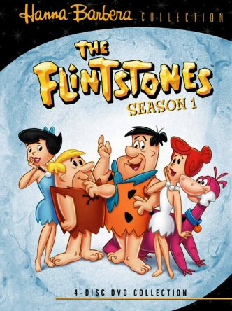 Флинтстоуны / The Flintstones (Сезон 1-6) (1960–1966)