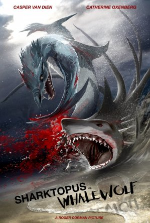 Акулосьминог против Китоволка / Sharktopus vs. Whalewolf (2015)